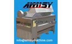 AMISY - Onion Rings Frying Machine