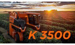 K 3500 - Quality and Productivity for the Best Coffee Production in the World - Jacto - Video
