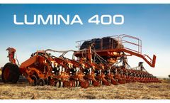 Lumina 400 Jacto - Agility with the Seeding Quality Fields Need - Video
