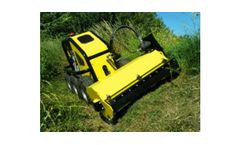 SOLO - Bank Flail Mower