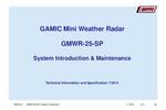 GMWR-25-SP/DP
