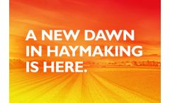 Styling Changes Coming to New Holland Haytools for Model Year 2022