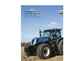New Holland - T7 Series – Tier 4B - Tractors - Brochure