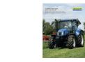New Holland - Model T6 Series – Tier 4B - Tractor Brochure