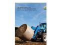 New Holland - Model TS6 Series – Tier 4B - Tractors Brochure