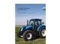 New Holland - T5 Series - Tractors - Brochure