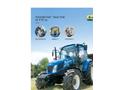 New Holland PowerStar - T4 Series – Tier 4B - Tractors - Brochure