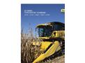 Twin Rotor - CR Series - Combines Harvester Brochure