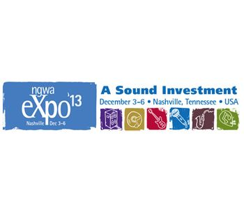 2013 NGWA Groundwater Expo and Annual Meeting