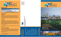NEHA 2017 Annual Educational Conference & Exhibition Brochure