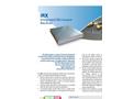 Model IRX - Receivers and Processors Datasheet