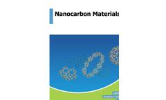 Carbon Nanotube (CNT) Brochure
