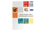 Dikma ProElut - SPE & Chromatography Accessories Brochure