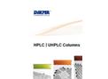 Dikma - HPLC / UHPLC Columns Brochure