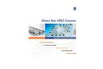 Dikma - New HPLC Columns-2012 Brochure