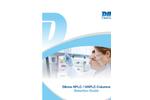 Dikma - HPLC / UHPLC Columns Selection Guide Brochure