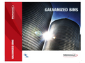 Meridian - Galvanized Grain Rings - Brochure