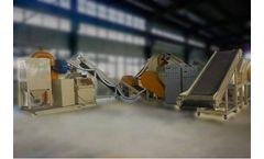 Whirlston - Model QJ-500 - Radiator Recycling Plant