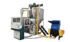 Whirlston - Electrostatic Aluminium Plastic Separation System