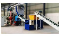 Whirlston - Model WST-PCB - Waste PCB Recycling Production Line Machine