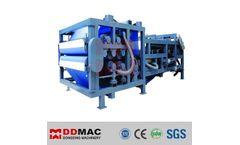 DONGDING - Model DD - Belt Press