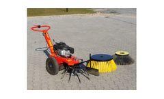 ADLER - Model HW 5.5 - Weeding Brush
