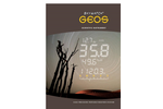 Skywatch - Model Geos 11 - High Precision Portable Weather Station Brochure