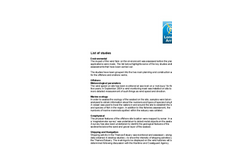 Environmental statement Service Brochure
