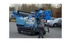 GEOTEC Rotomax - Model XL Serie - Drill Rig
