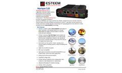 ESTeem - Model Horizon 5.8 - Wireless Device - Datasheet
