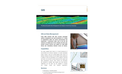 GIS and Data Management Brochure