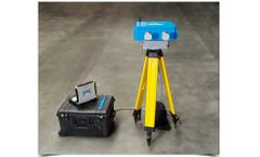 MetaSensing - Model FastGBSAR-R - Real Aperture Radar (RAR)