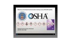 Hazard Communication - New GHS Standards