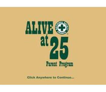 Alive at 25 Parent Program Course