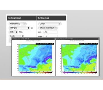 Previmeteo - Version 2.0 - Widget Based Weather Dashboard