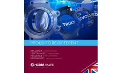Hobbs Valve Company - Brochure