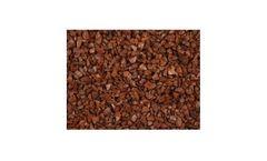 Ecogrid - Red Granite 20mm Fill Material Gravel Chippings - Bulk Bag