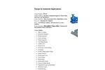 Technical Training Courses- Brochure