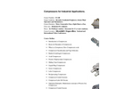 Compressors for Industrial Applications Technical Training Courses- Brochure