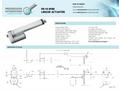 Model PA-14 - Mini Linear Actuator - Brochure