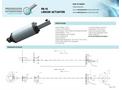 Model PA-15 - High Speed Linear Actuator - Brochure
