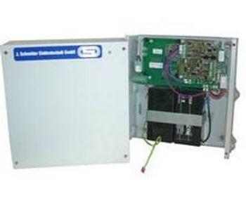 Akkutec - Model 2401-1C - Accumulator Buffered DC Supply Cabinet