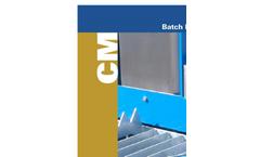 Germix - CM - Batch Mixers Brochure