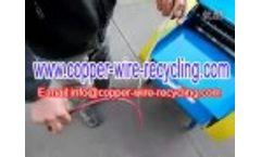 Wire Stripping Machine Working Process