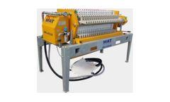Model FPC 470/20-K - Chamber Filter Presses