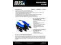Phantom - Model P-150 - Portable ROV System Brochure