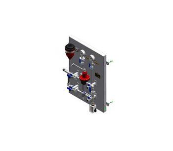 Fugesco - Seal Water Control Panel
