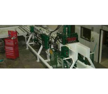 Model 1800 - Bale Compression Systems