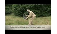 Coriolis Recon - Air Sampler for Airborne Pathogens [Bertin Instruments] - Video