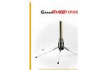 GammaTRACER Spider - Gamma Probe Brochure
